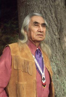 "Chief Dan George played ""Lone Watie"" in ""The Outlaw Josey Wales"".  Eastwood directed the film."