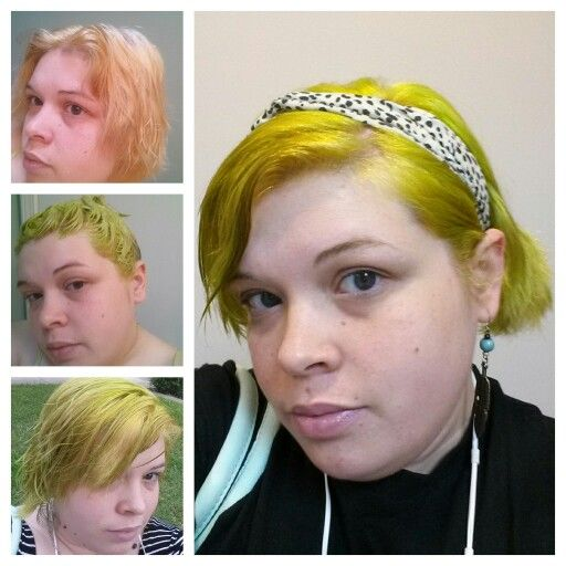 Chartreuse by ion color brilliance also hair pinterest rh