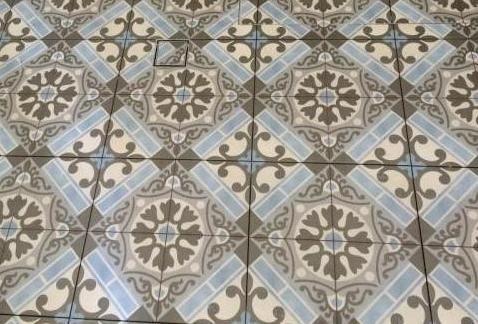 Moroccan Look Tiles Sydney Vintage Range Of Ceramic Floor From Spain On Display At Our Tile Showroom Kalafrana Ceramics