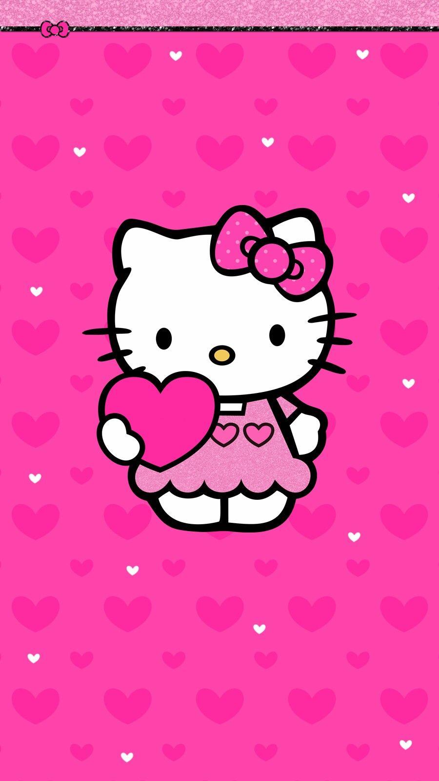 Digitalcutewalls Hello Kitty Wallpaper Hello Kitty Art Hello