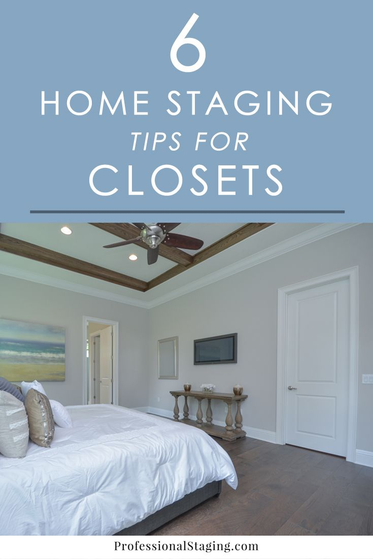 home staging tips for closets storage ideas easy and house