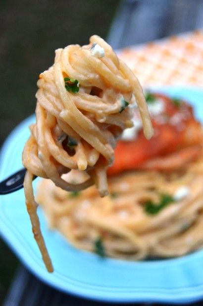Bleu Cheese Pasta   Tasty Kitchen: A Happy Recipe Community!