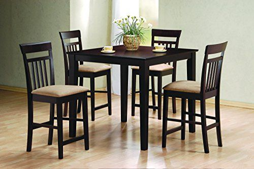 Top 10 5 Piece Counter Height Dining Set Under 200 Of 2020