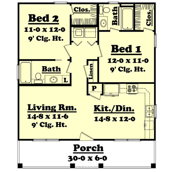 78d9830b564c3a936d94aca843ca398b small cottage home floor plans, 900 feet 900 square feet, 2,Small House Plans 900 Sq Ft