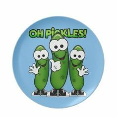 cartoon pickle images - Google Search - paint a pickle and ...