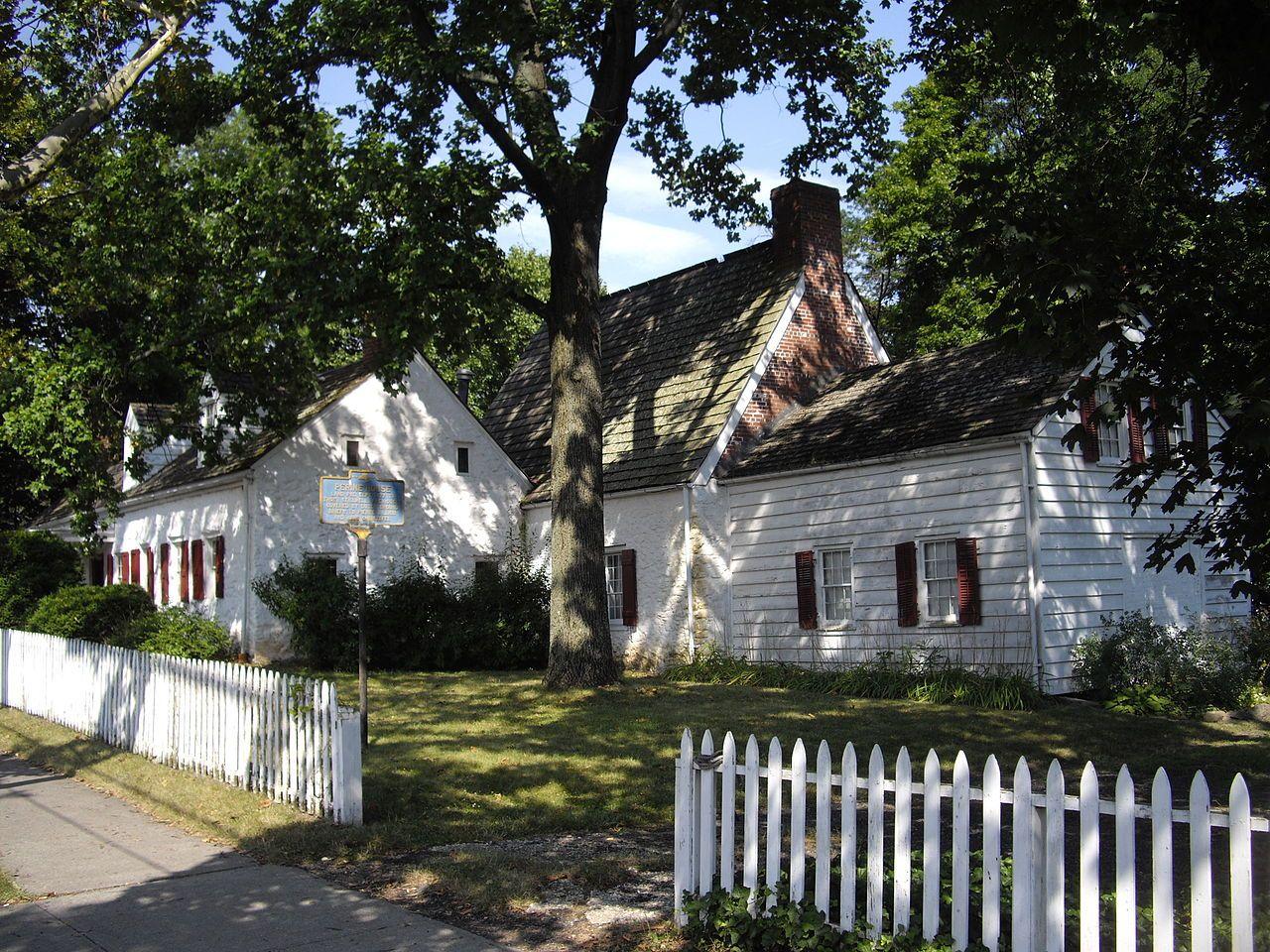 Billiou Stillwell Perine House In Richmond County New