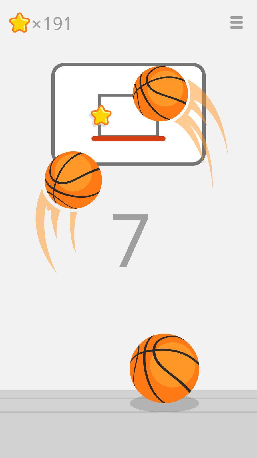 Ketchapp Basketball #Arcade#Entertainment#apps#ios | Game