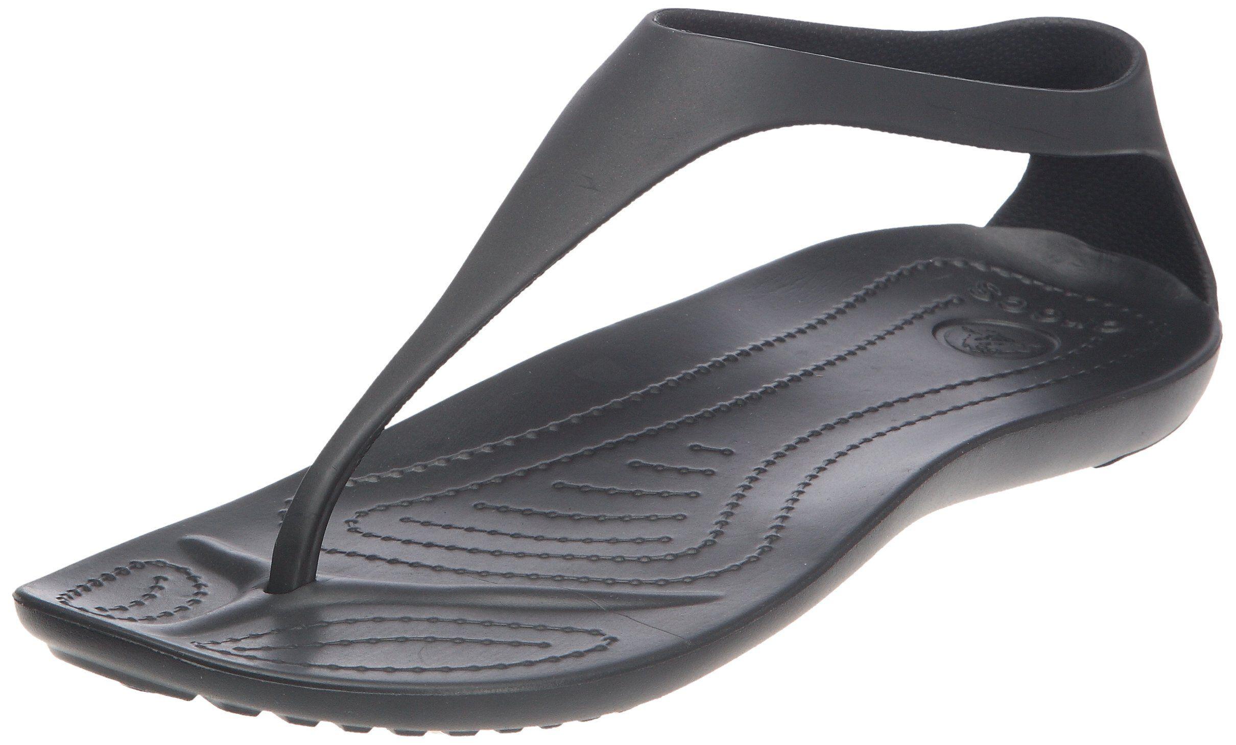 7d6f767283b5 CrocsWomen s Sexi Flip Flops  Amazon.co.uk  Shoes   Bags. Crocs Women s ...