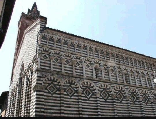San Giovanni Fuorcivitas Pistoia   Architettura