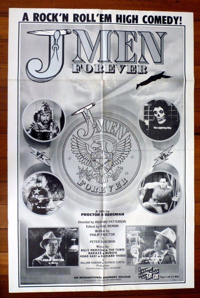 J MEN FOREVER Rare Original 1979 American One Sheet Sci-Fi Alien Movie Poster | Alien movie poster. Aliens movie. Original movie posters