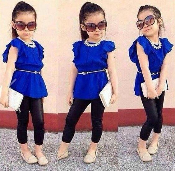 55c8934470d50 ropa de niña moderna - Buscar con Google
