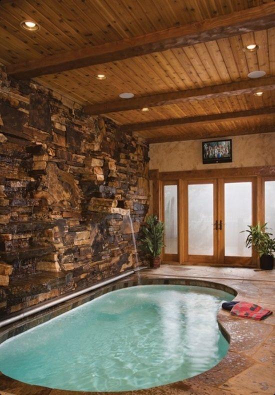 Small Indoor Pool Indoor Pool Design Indoor Swimming Pool Design Indoor Pool House