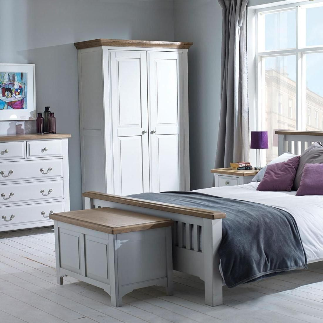 Grey Painted Bedroom Furniture Ideas