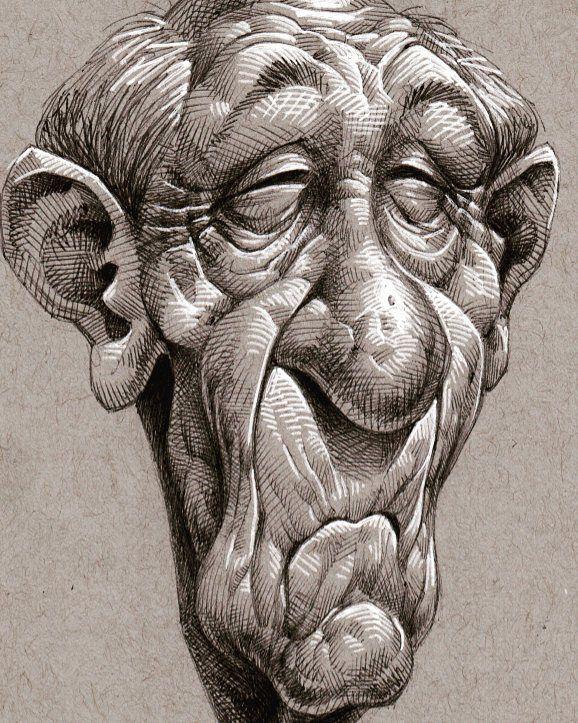 Old Man Winter I Hope He Dies Soon Kkeeleart Kkeelesketchbook Sketch Con Imagenes Dibujos Retratos Dibujos De Caras Caricaturas