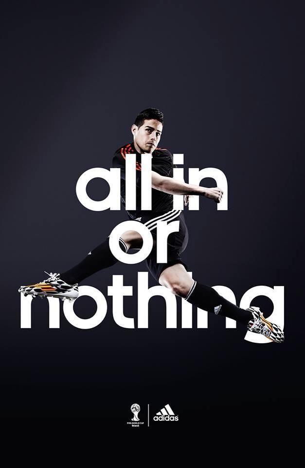 Bombardeo Eliminar combinación  James Rodriguez.png | Sport poster design, Sports graphic design, Sports  advertising