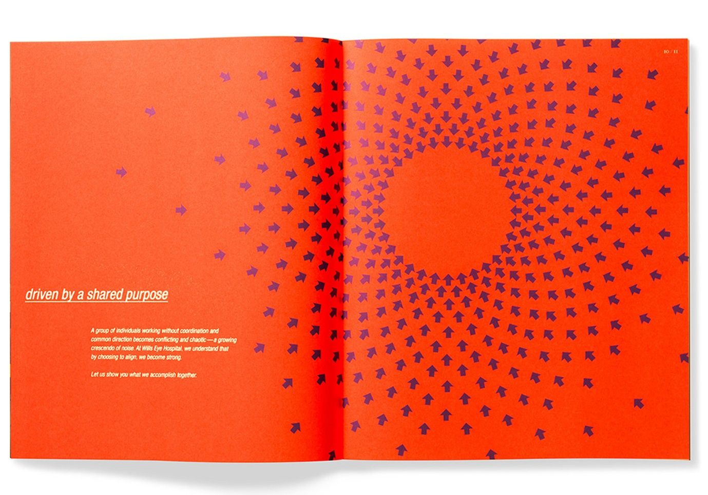 Wills Eye Hospital 2015 Annual Report - Graphis