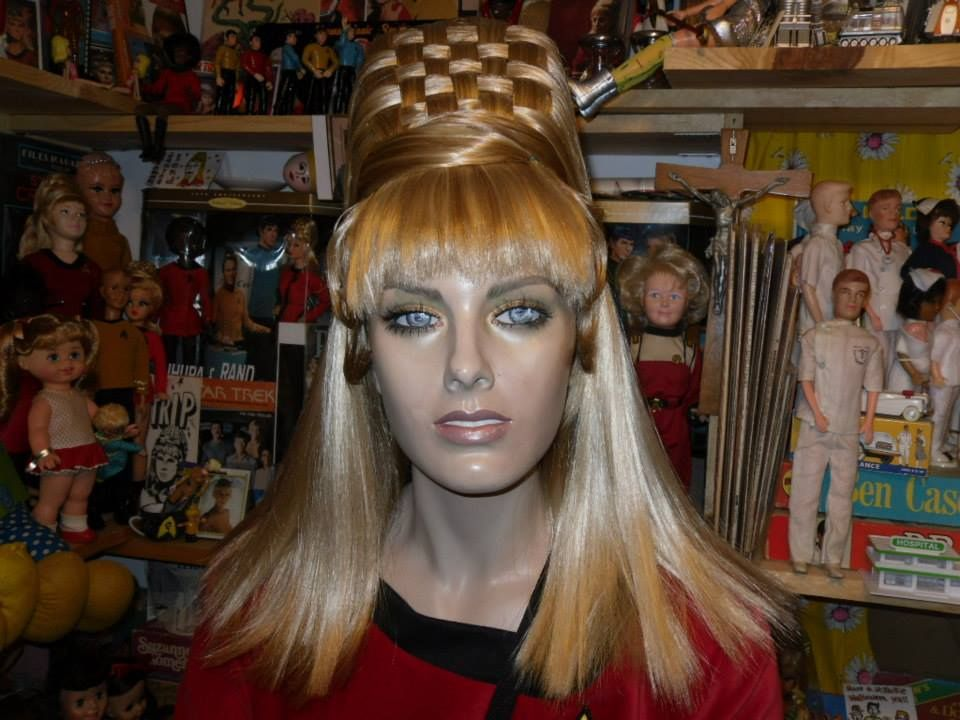 Yeoman Janice Rand Mannequin Billy Fergusons Costumes And Props