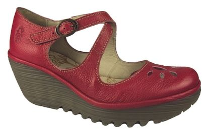 Yate   Wedges   Womens   Fly London Shoes