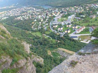 Lookoutpost at Ellefstolen, Sunndalsøra, Møre og Romsdal