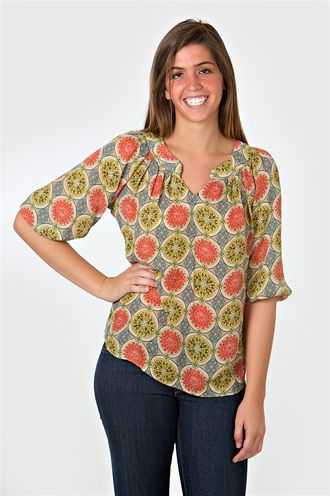 Jump For Joy Top - Taupe