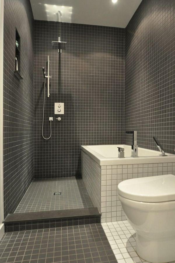 Nice Luxus Hausrenovierung Kleine Badezimmer Umgestaltung Ideen Hinzufugen Von Farbe Zu Modernen Badezim #2: Kleine Badezimmer - Google-Suche
