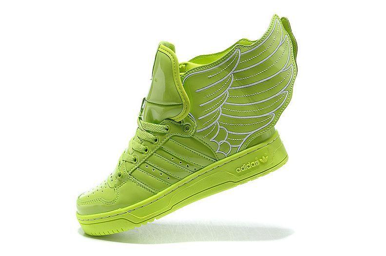 adidas sneaker high, Damen Jeremy Scott Adidas Top Ten HI