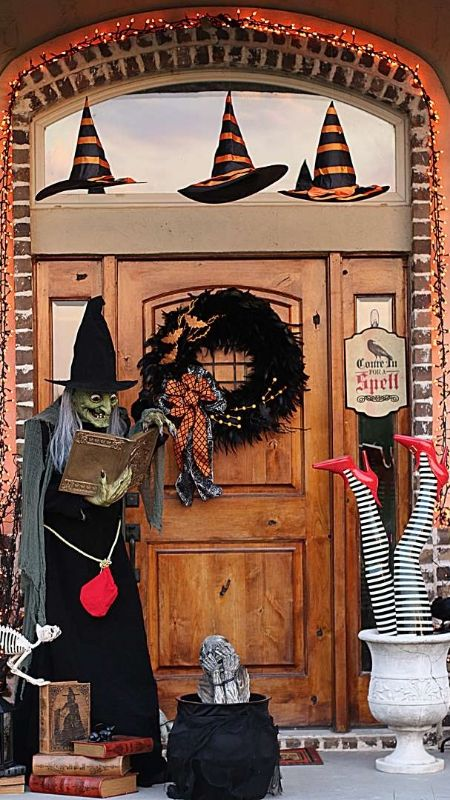 photo credit angela hensley grandin road spooky dcor challenge 2015 never to early for halloween pinterest photo credit halloween ideas and