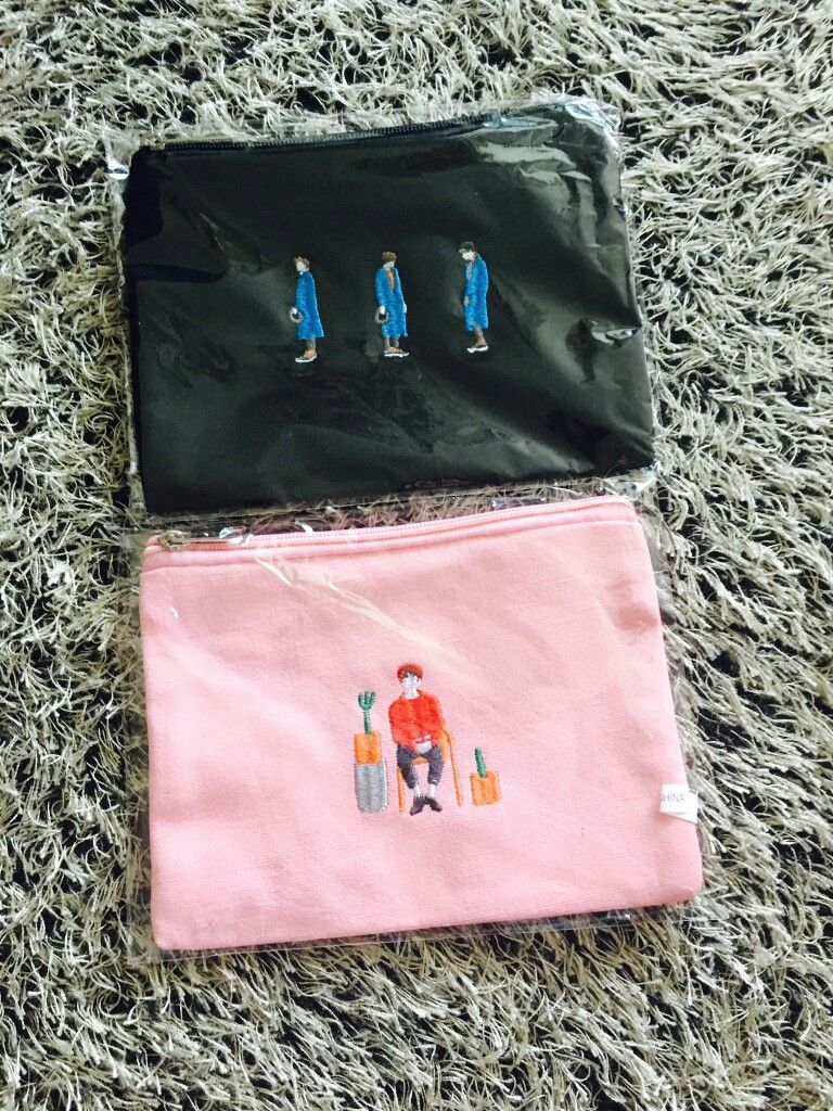 #Chanyeol pouch
