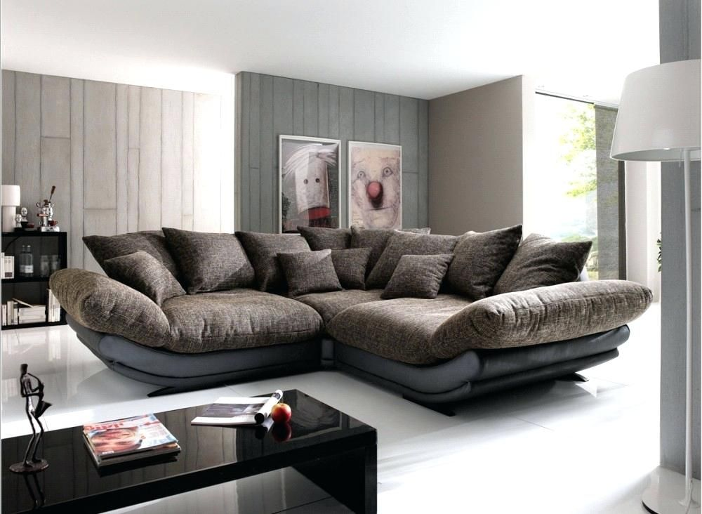Fabulous Comfy Sectional Sofa Big Comfy Couches Cozy Couch Inflatable Interior Design Ideas Clesiryabchikinfo