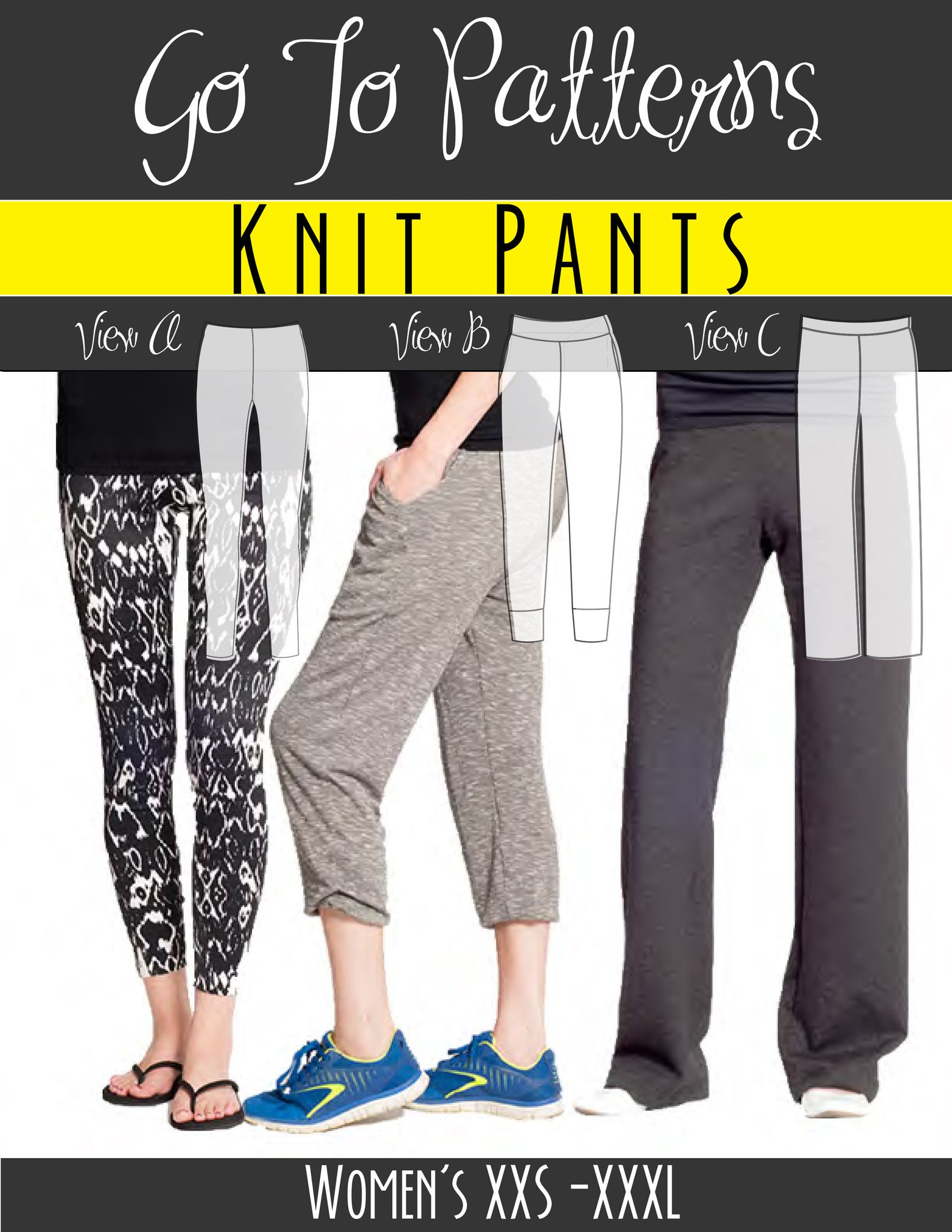 Go To Knit Pants for women | Pinterest | Girl toys, Knit pants and ...