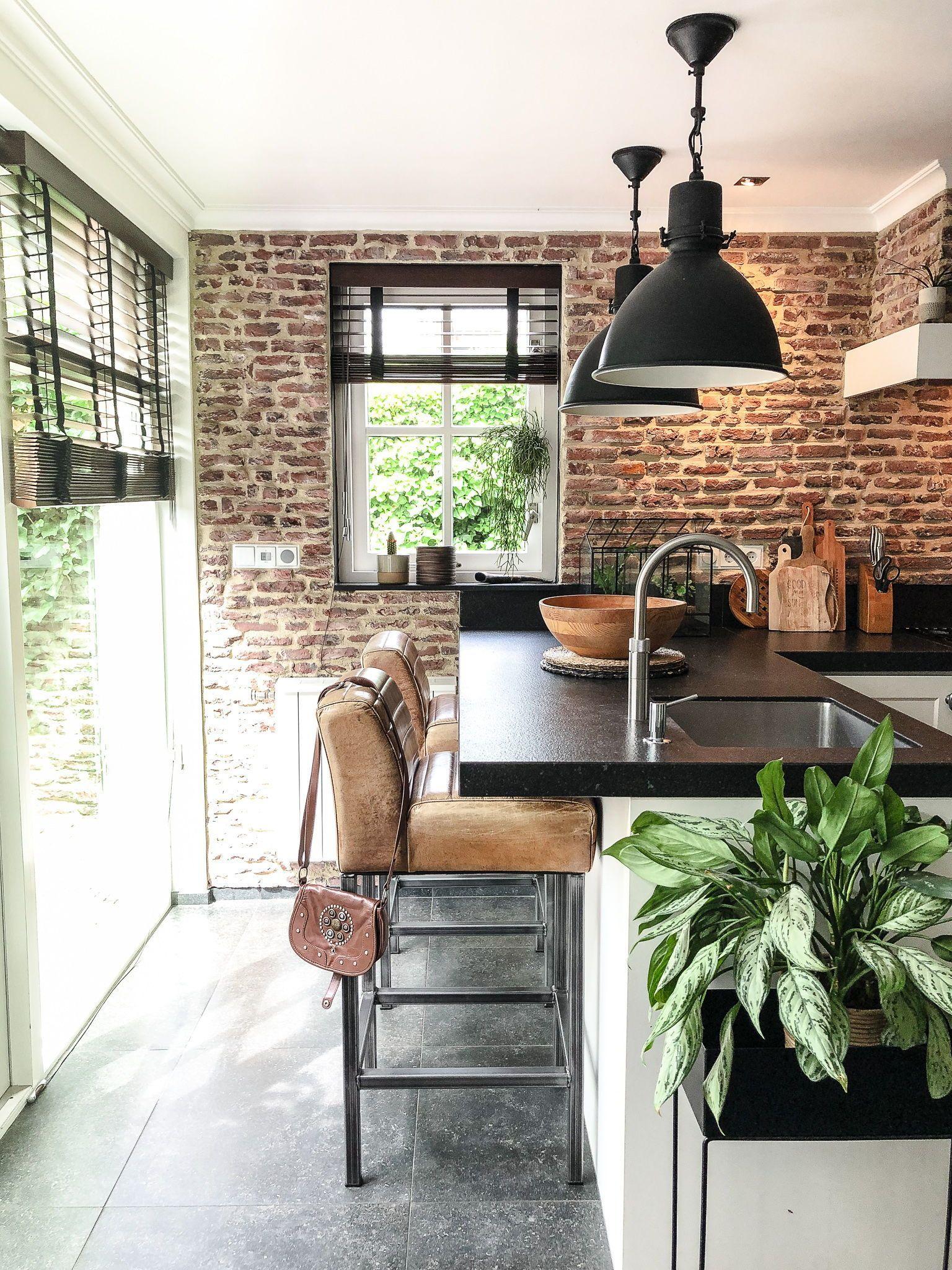 keuken, kitchen, kitchen idea, kitchen inspiration, interior ...
