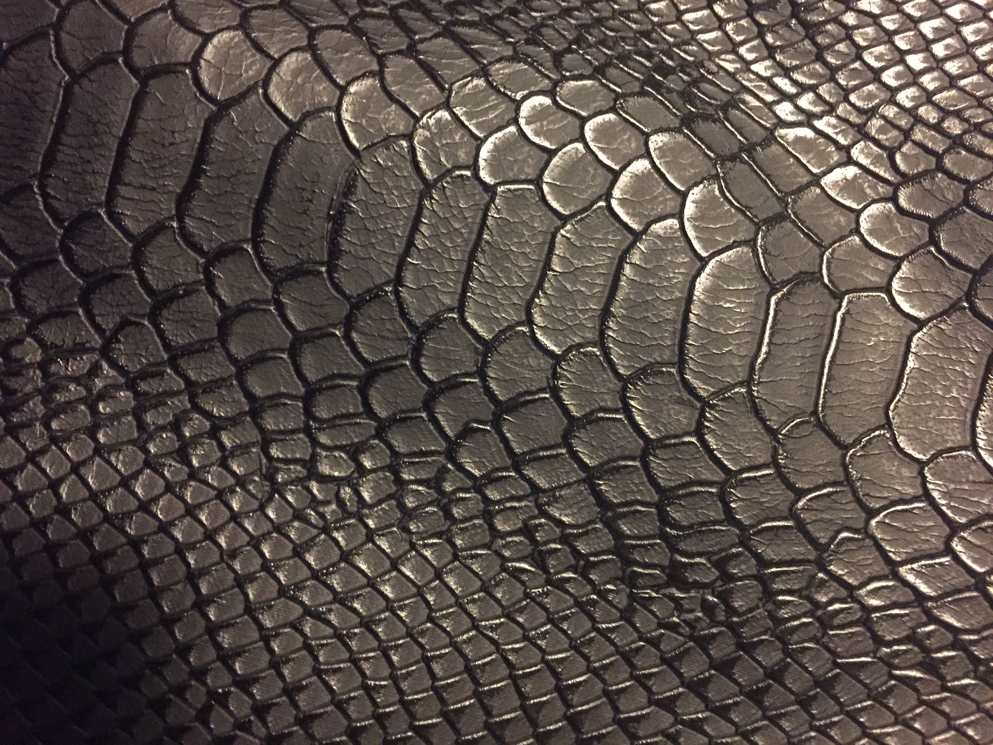 Texture Synthetic Snake Skin On Draw String Bag Textures And