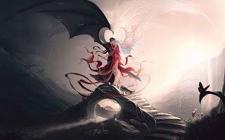 Reasons & Regret | Fantasy couples, Anime fantasy, Fantasy ...