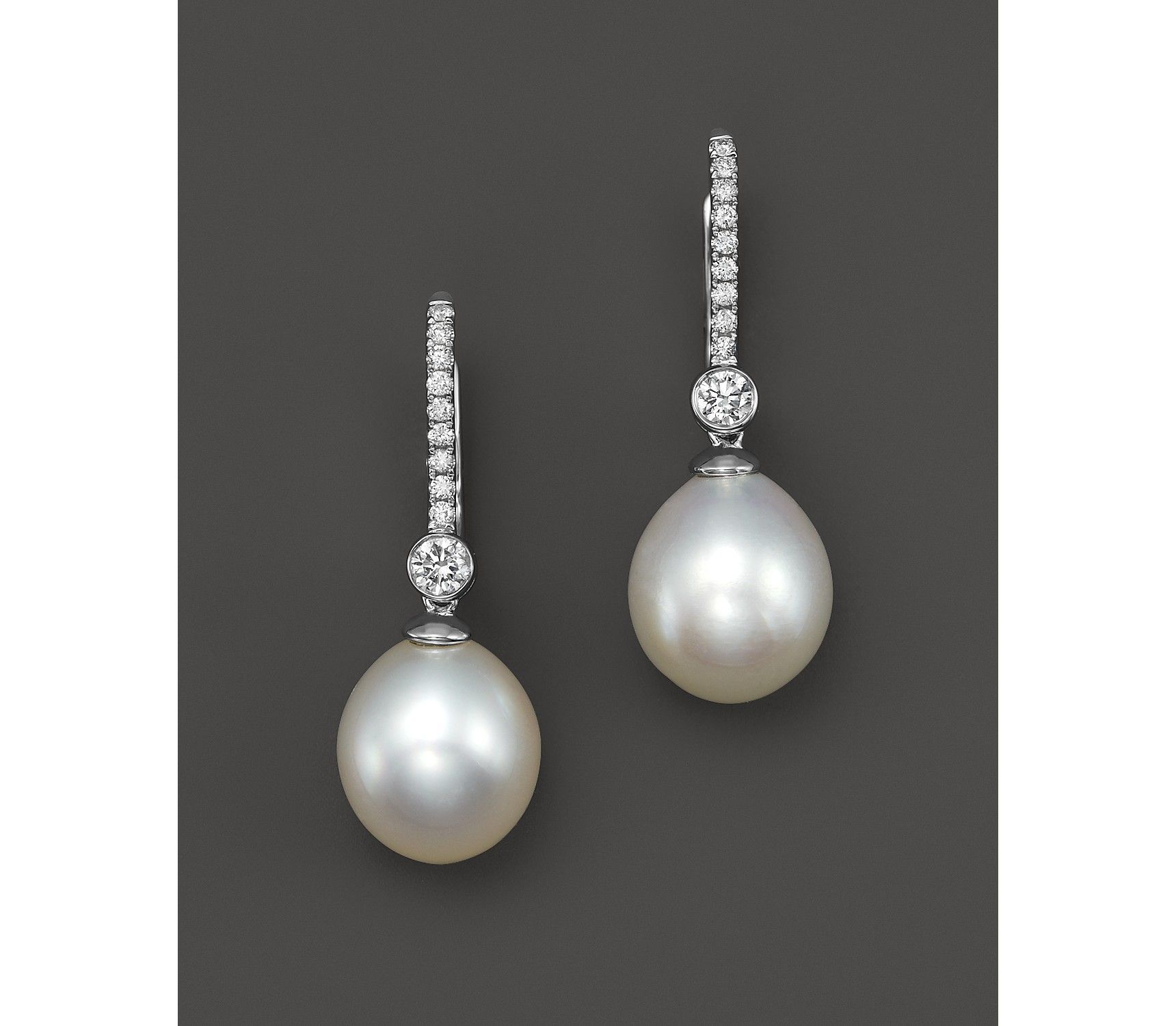 Pair of Light Golden Color 11-12 mm Oval Shape South Sea Pearl Use for Earring