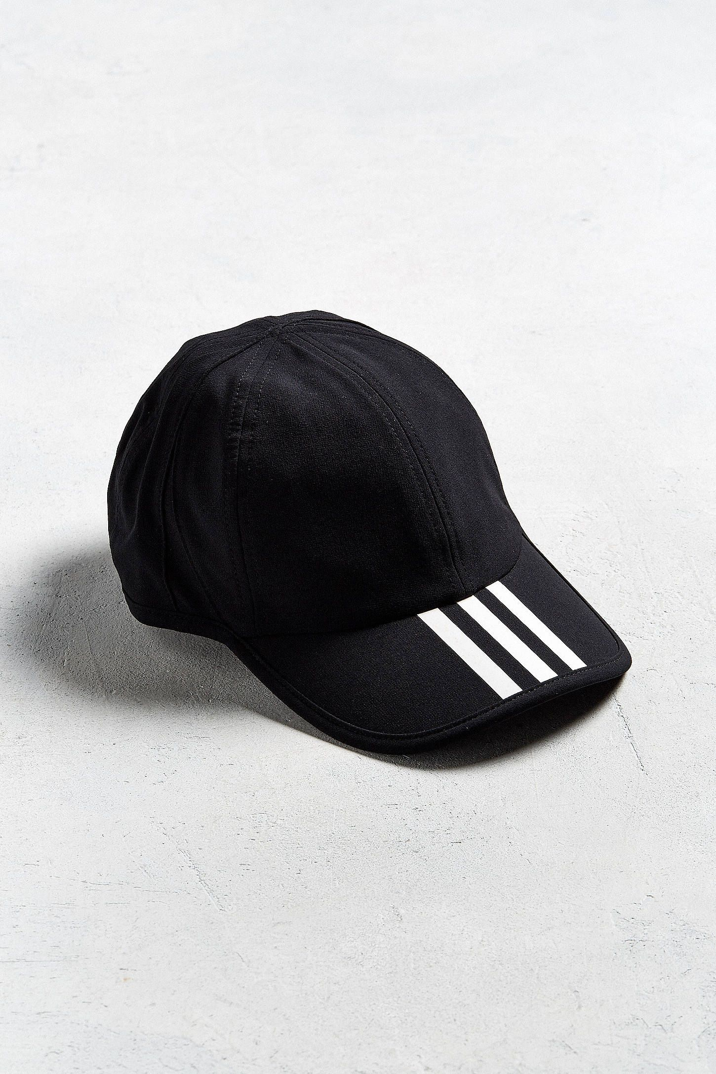 Shop adidas Originals 3-Stripes Trainer Baseball Hat at Urban Outfitters  today. We carry all the latest styles 7551d1f87bb