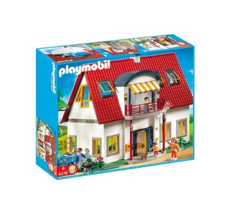 Playmobil Suburban House PLAYMOBIL® https://www.amazon.com/dp ...