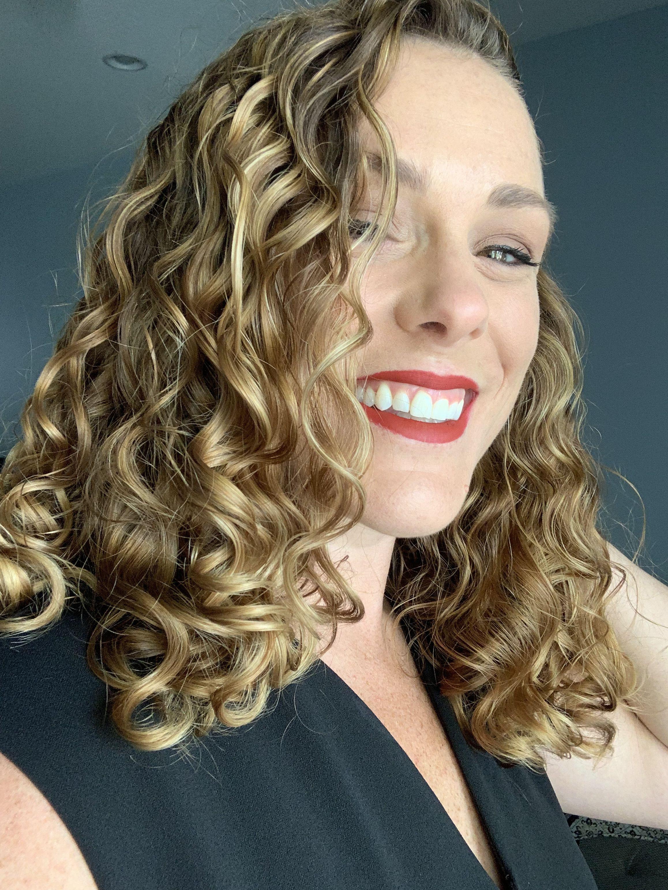 Hair Quiz in 2020 Healthy curly hair, Hair quiz