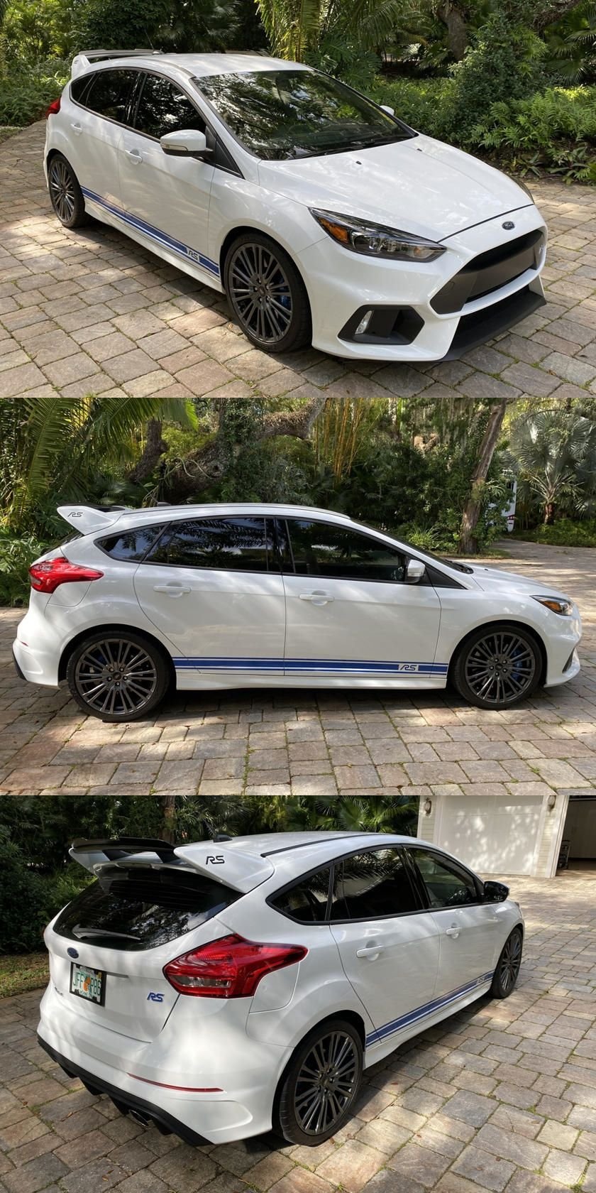 900 Mile Ford Focus Rs Could Go For Serious Money In 2020 With