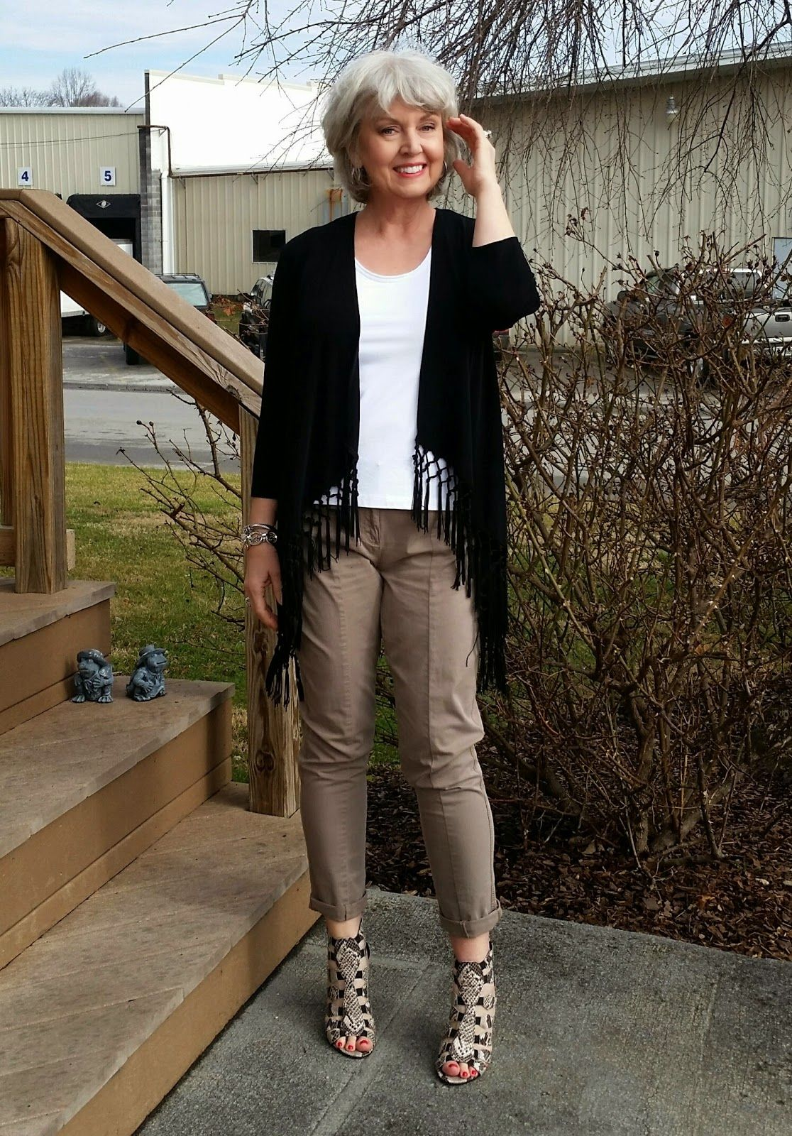Fifty Not Frumpy Fashion Fashion Over 50 Fashion Over