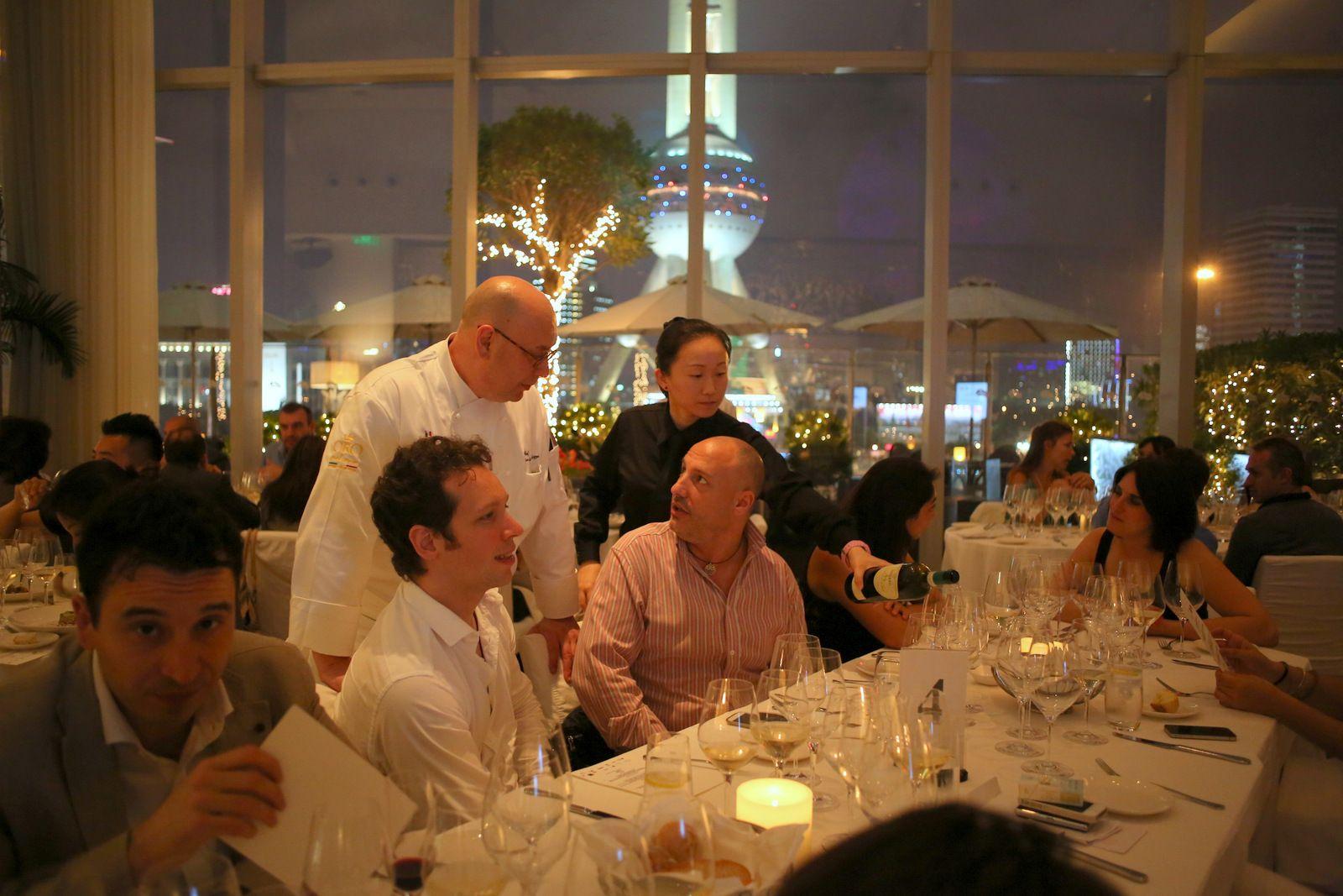 #foodshanghai #finedining #italianfoodinshanghai #restaurantinshanghai #shanghai #shanghaifood #italianinshanghai #china #charityevent #charitydinner