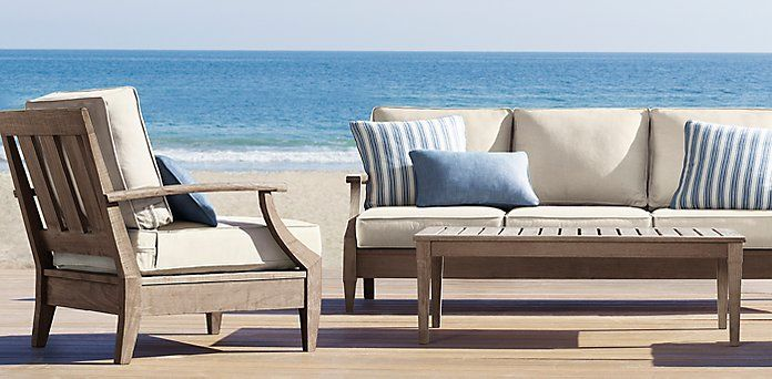 Santa Monica Collection   Weathered | RH