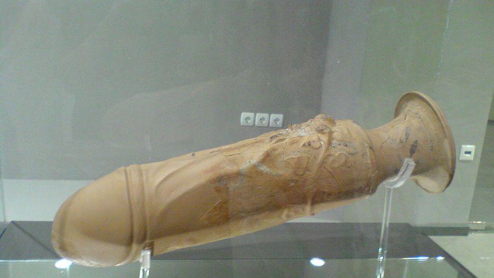 Ancient Sex Toys - Ancient art