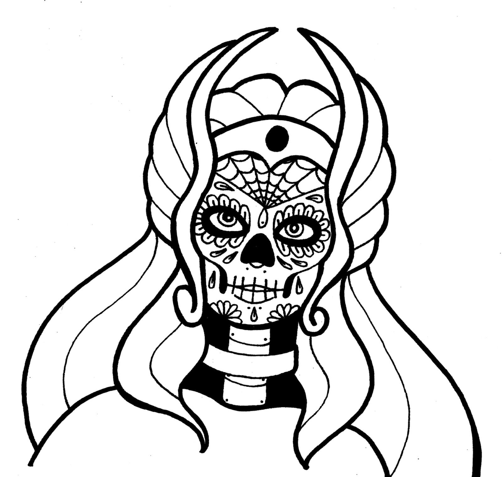 Yucca Flats, N.M. Wenchkin's coloring pages She Ra