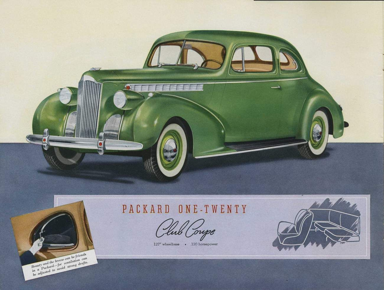 1940 Packard 120 Cub Coupe | Packard: 1938 - 1940 | Pinterest | Cars ...