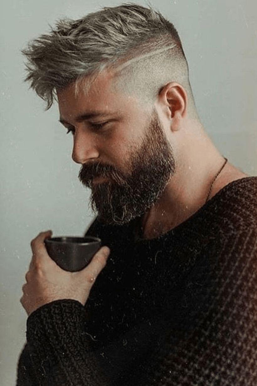 Pin Von Andrey Mor Auf Hair In 2020 Bart Haarschnitt Mannerhaare Bart Styles
