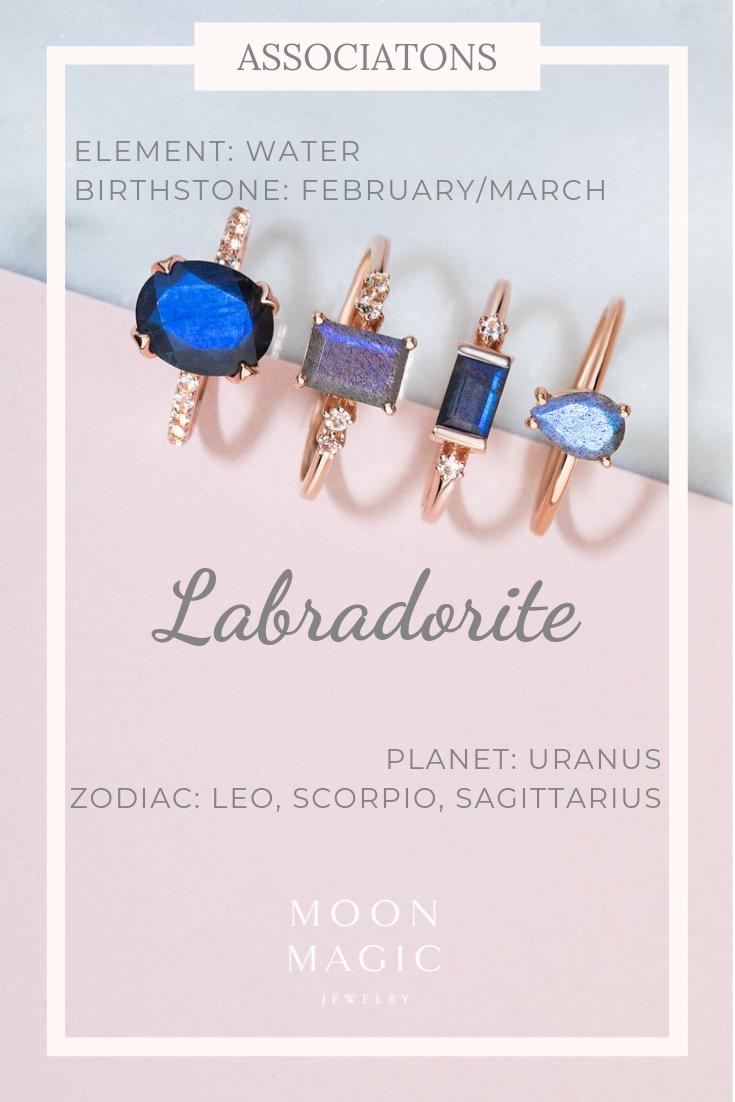Labradorite Gemstone Associations Labradorite Gemstone Jewelry Gemstone Meanings
