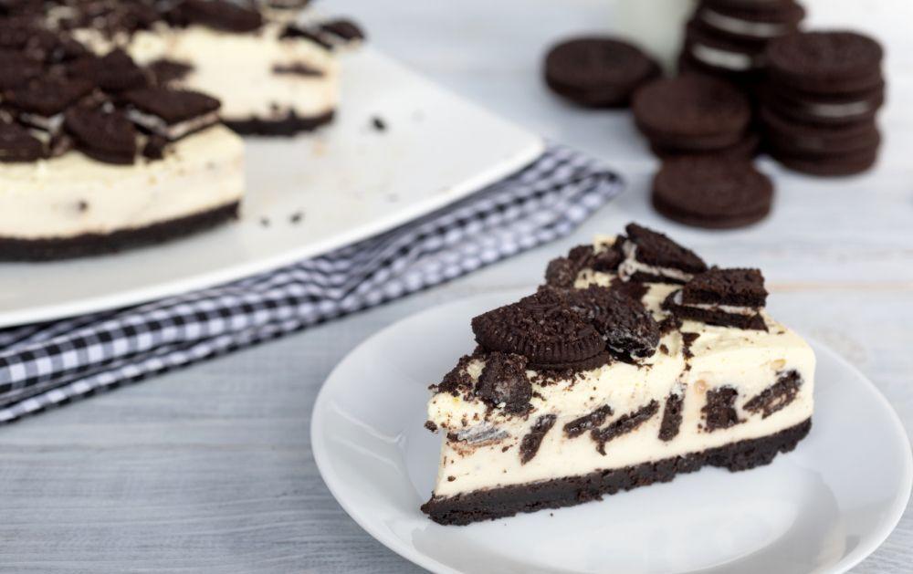 oreo cheesecake recept