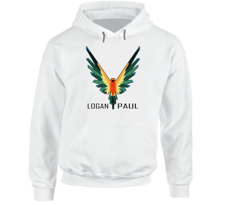 Logan Paul Hoodie Maverick Bird Logo T Shirt Sweatshirts Hoodies Logan Paul