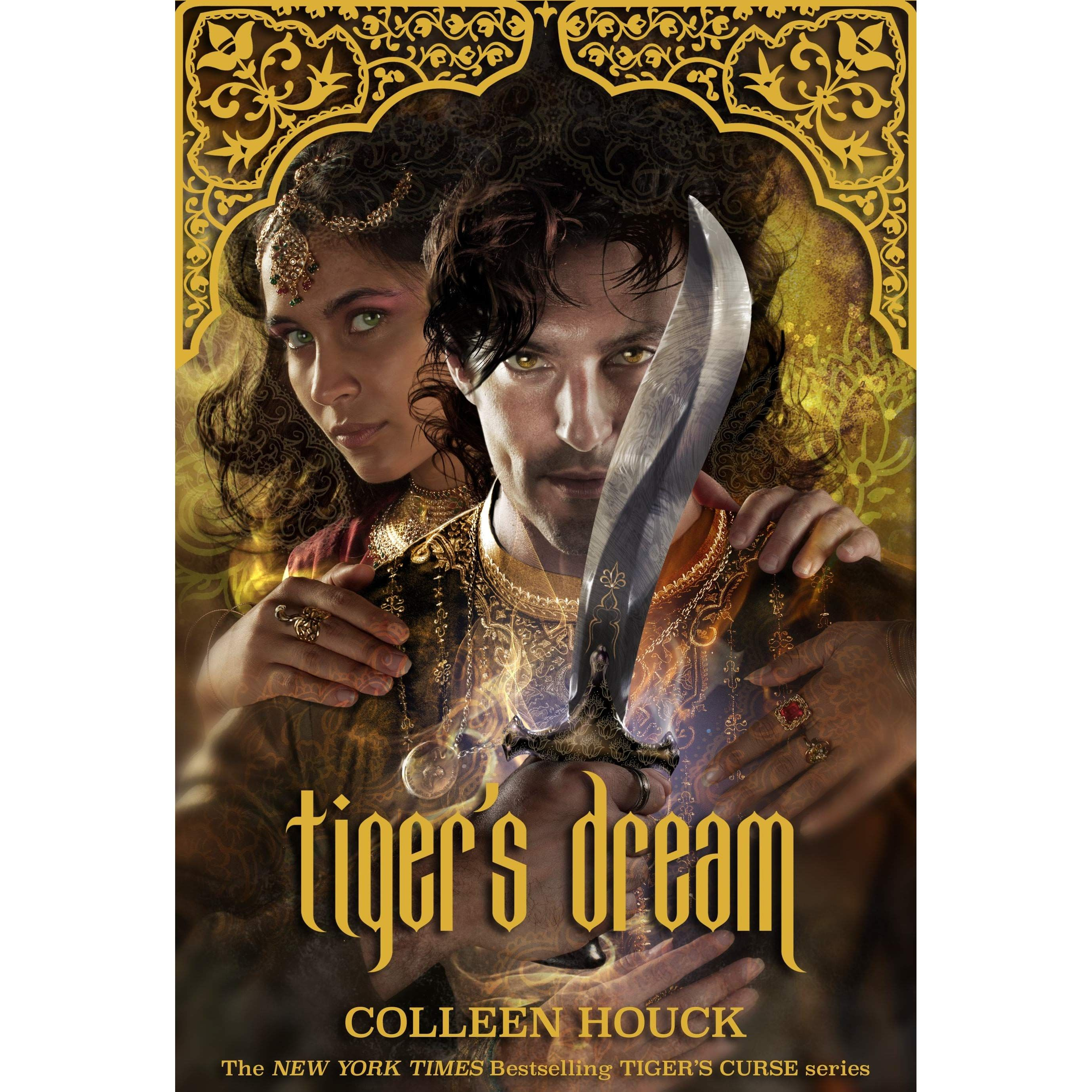 Book Tiger S Dream The Tiger Saga 5 By Colleen Houck Free