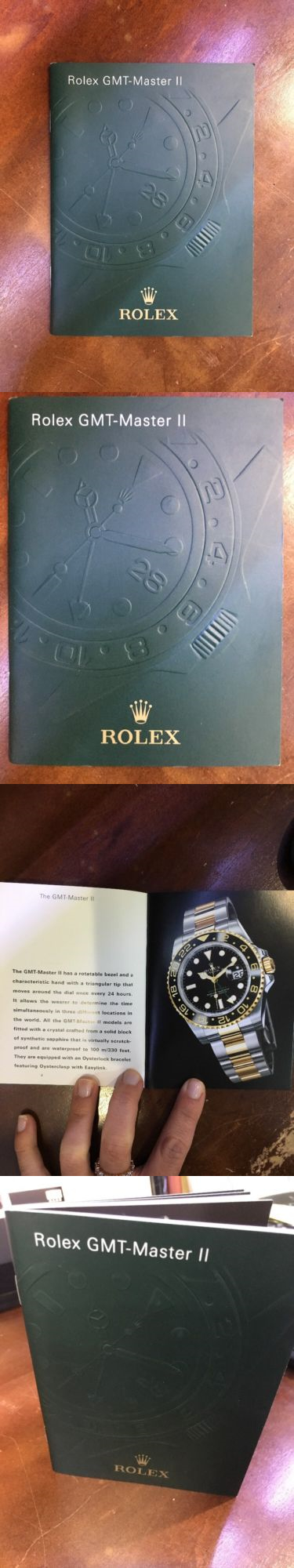 manuals and guides 93720 rolex gmt master ii manual for ceramic gmt rh pinterest com rolex gmt master ii brochure rolex gmt master ii user manual pdf
